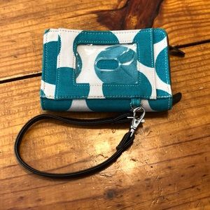 Thirty One Wallet, excellent condition!